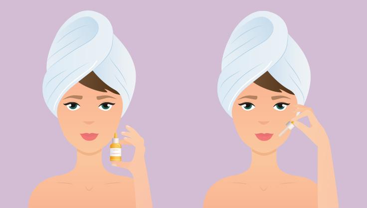 Få en flot hud med det rette serum til ansigtet